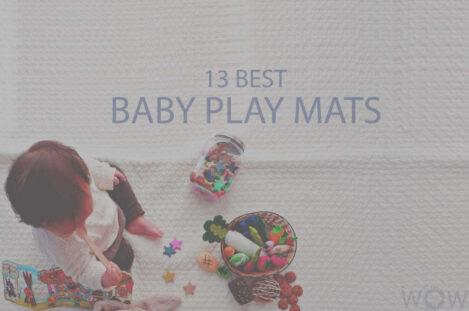 13 Best Baby Play Mats