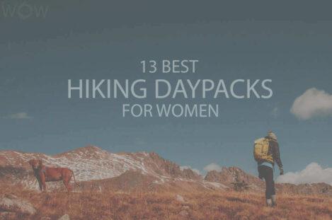 13 Best Hiking Daypacks for Women