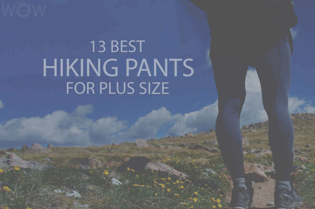 13 Best Hiking Pants for Plus Size