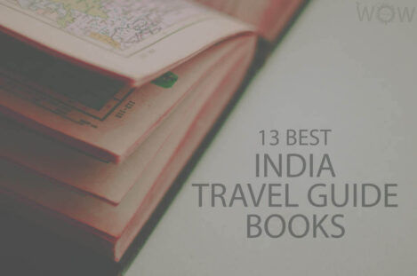 13 Best India Travel Guide Books