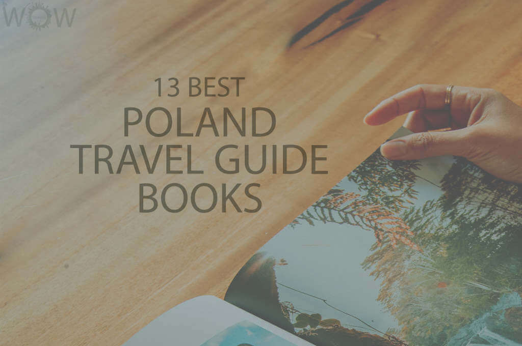 13 Best Poland Travel Guide Books