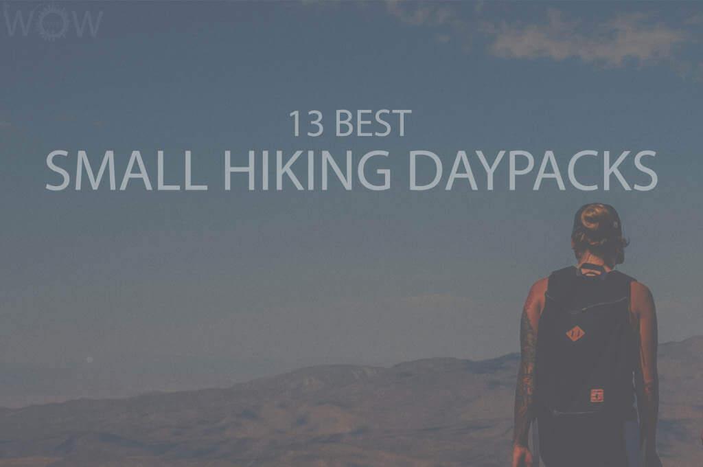 13 Best Small Hiking Daypacks