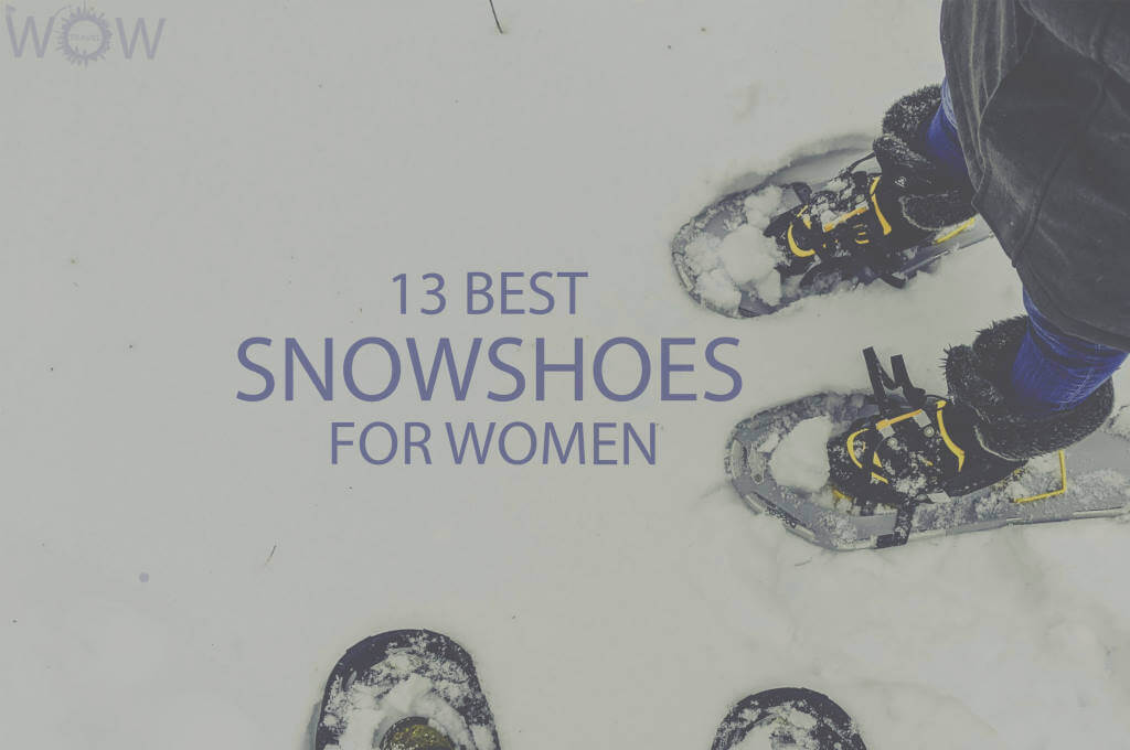 13 Best Snowshoes for Women