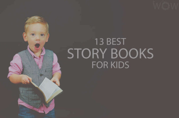 13 Best Story Books For Kids