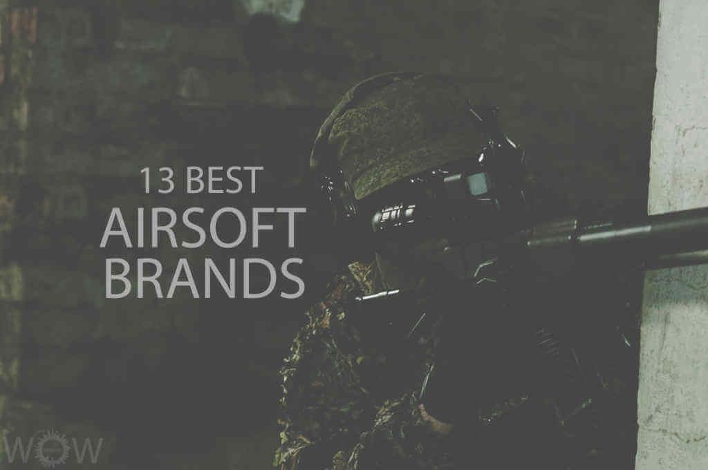 13 Best Airsoft Brands