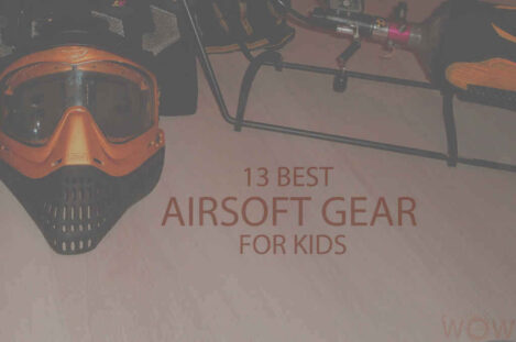13 Best Airsoft Gear for Kids