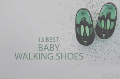13 Best Baby Walking Shoes