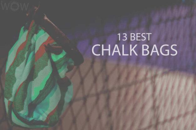 13 Best Chalk Bags
