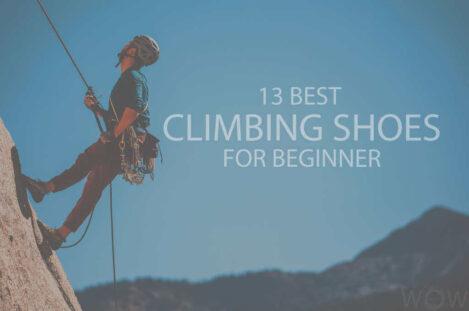 13 Best Climbing Shoes for Beginner