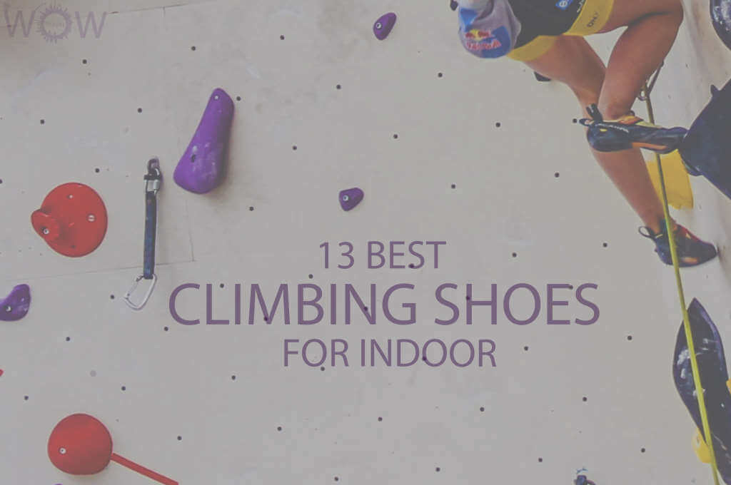 13 Best Climbing Shoes for Indoor