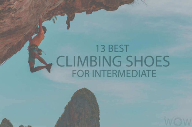 13 Best Climbing Shoes for Intermediate