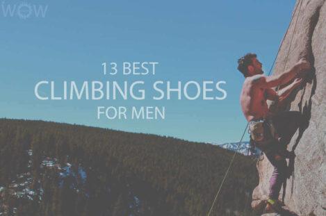 13 Best Climbing Shoes for Men