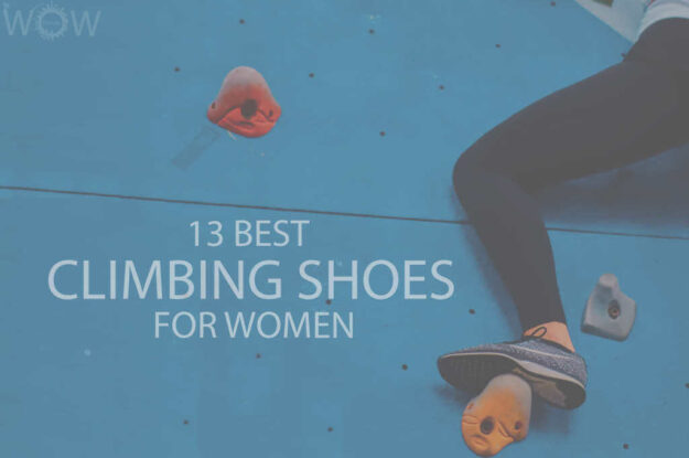 13 Best Climbing Shoes for Women