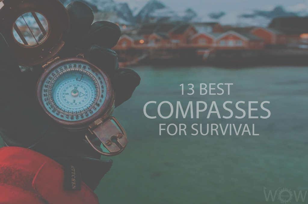 13 Best Compasses for Survival