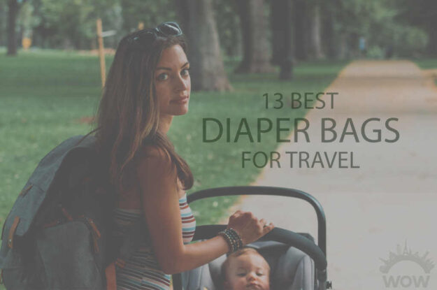 13 Best Diaper Bags for Travel