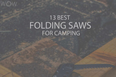 13 Best Folding Saws for Camping