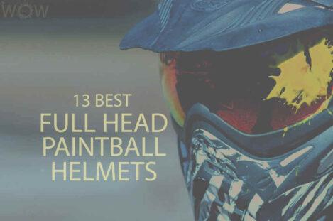 13 Best Full Head Paintball Helmets