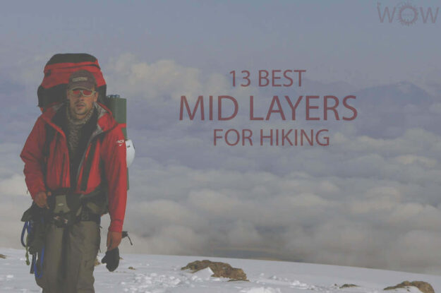 13 Best Mid Layers for Hiking