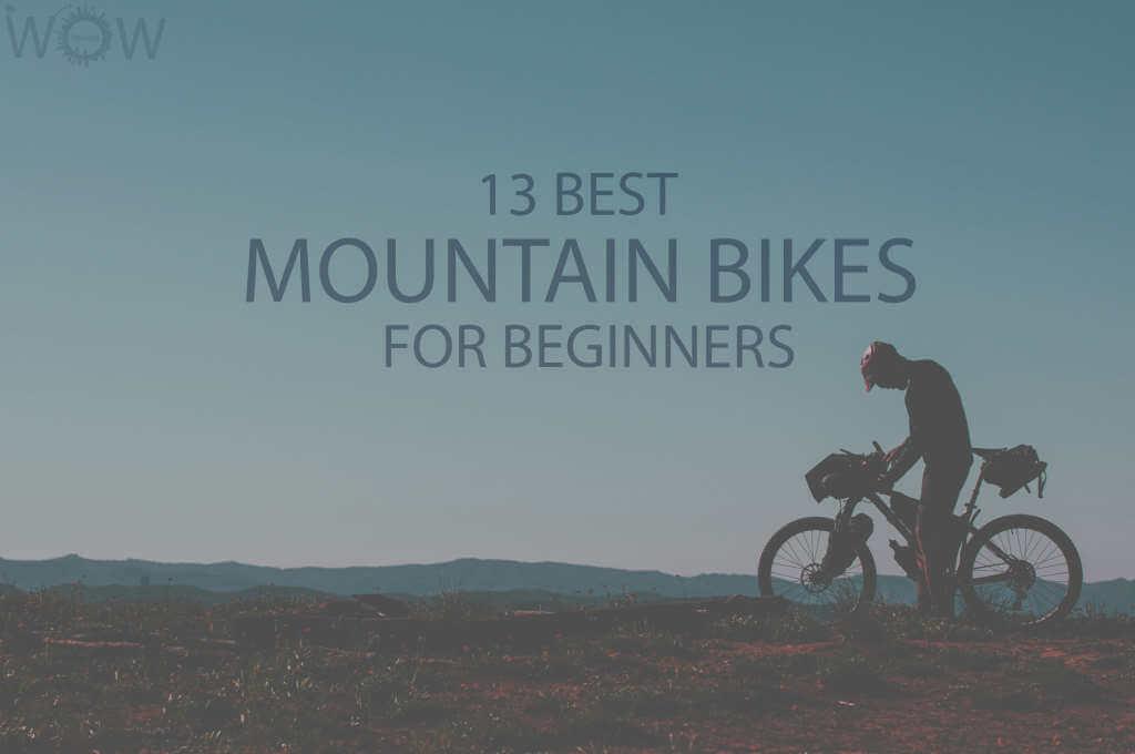 13 Best Mountain Bikes for Beginners