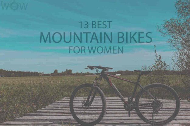 13 Best Mountain Bikes for Women