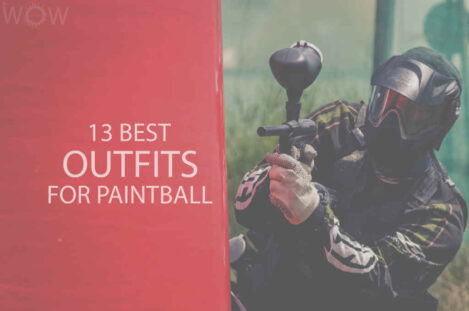 13 Best Outfits for Paintball