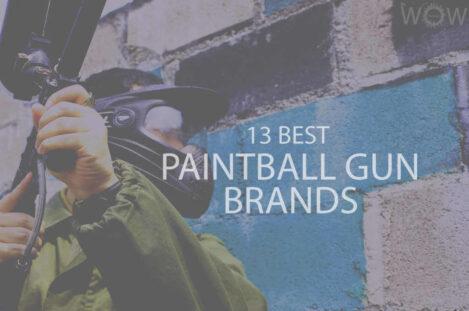 13 Best Paintball Gun Brands