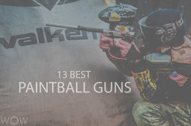 13 Best Paintball Guns
