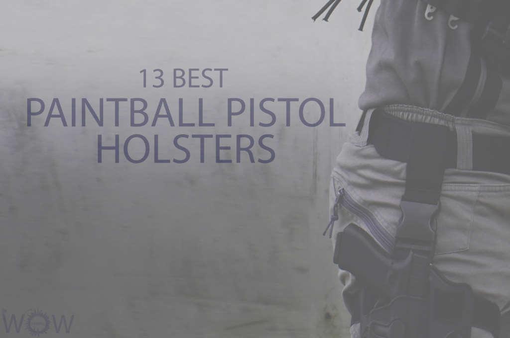 13 Best Paintball Pistol Holsters