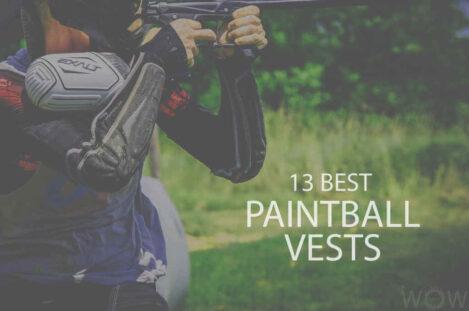 13 Best Paintball Vests