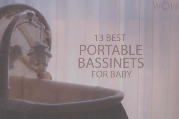 13 Best Portable Bassinets for Baby