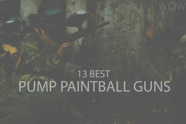 13 Best Pump Paintball Guns