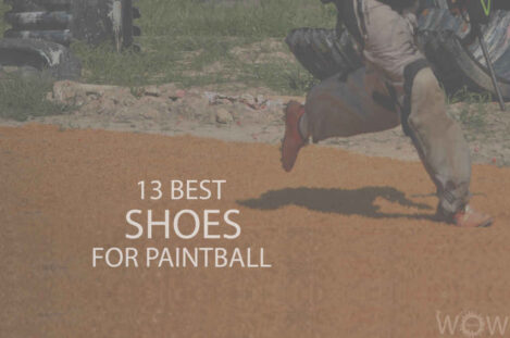 13 Best Shoes for Paintball