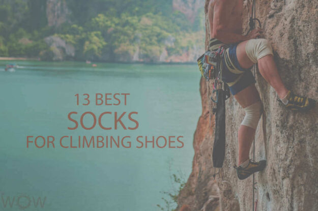 13 Best Socks for Climbing Shoes