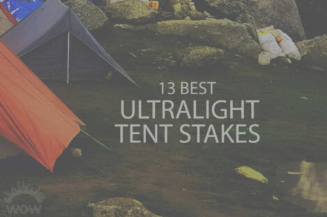 13 Best Ultralight Tent Stakes