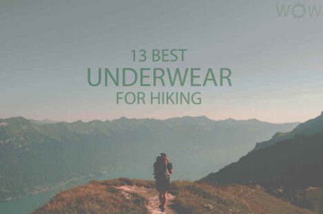 13 Best Underwear for Hiking
