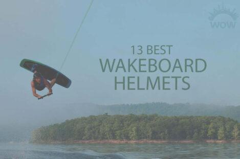 13 Best Wakeboard Helmets