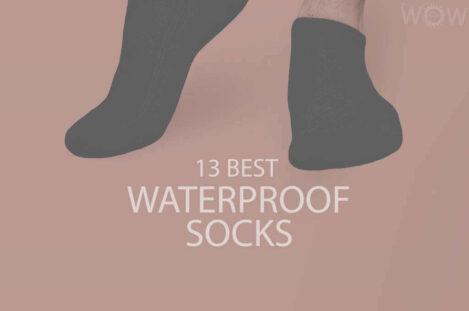 13 Best Waterproof Socks
