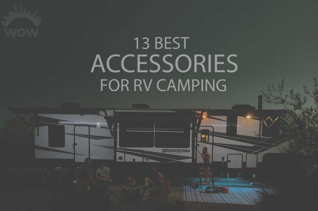 13 Best Accessories for RV Camping