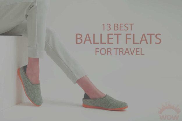 13 Best Ballet Flats for Travel
