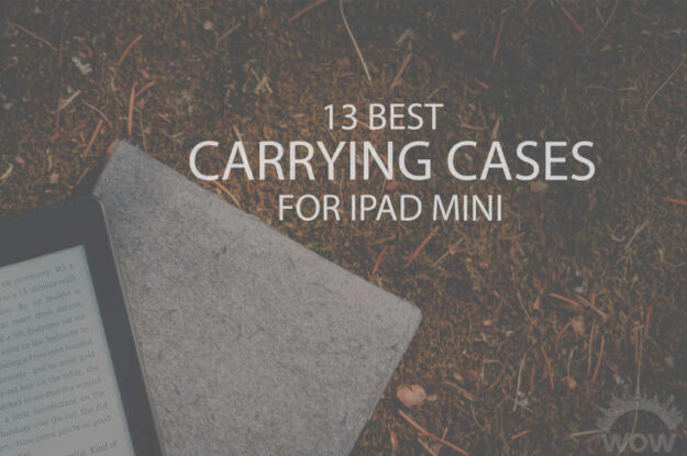 13 Best Carrying Cases for iPad Mini