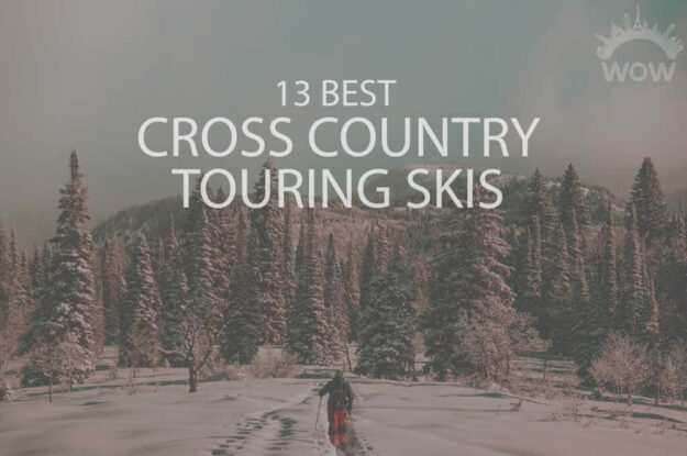 13 Best Cross Country Touring Skis