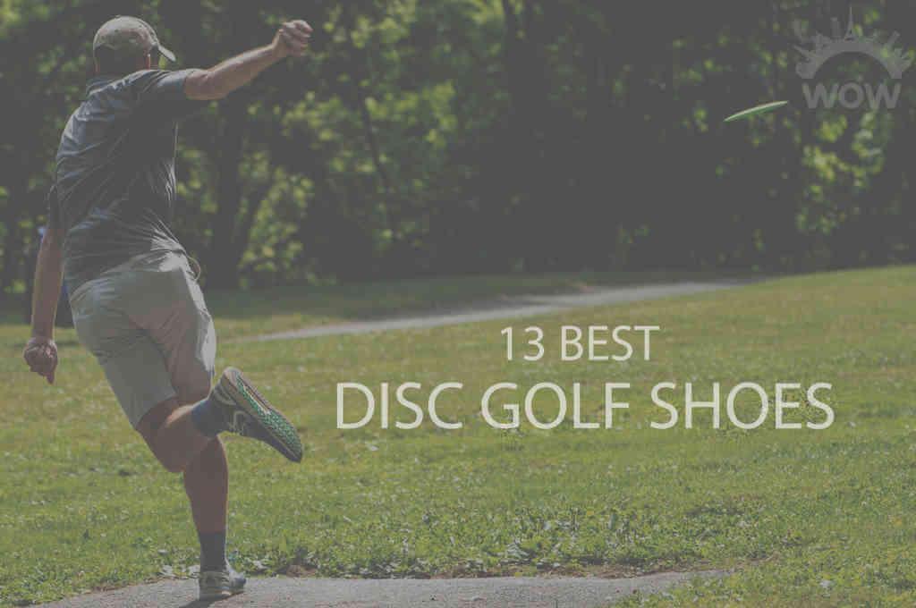 13 Best Disc Golf Shoes