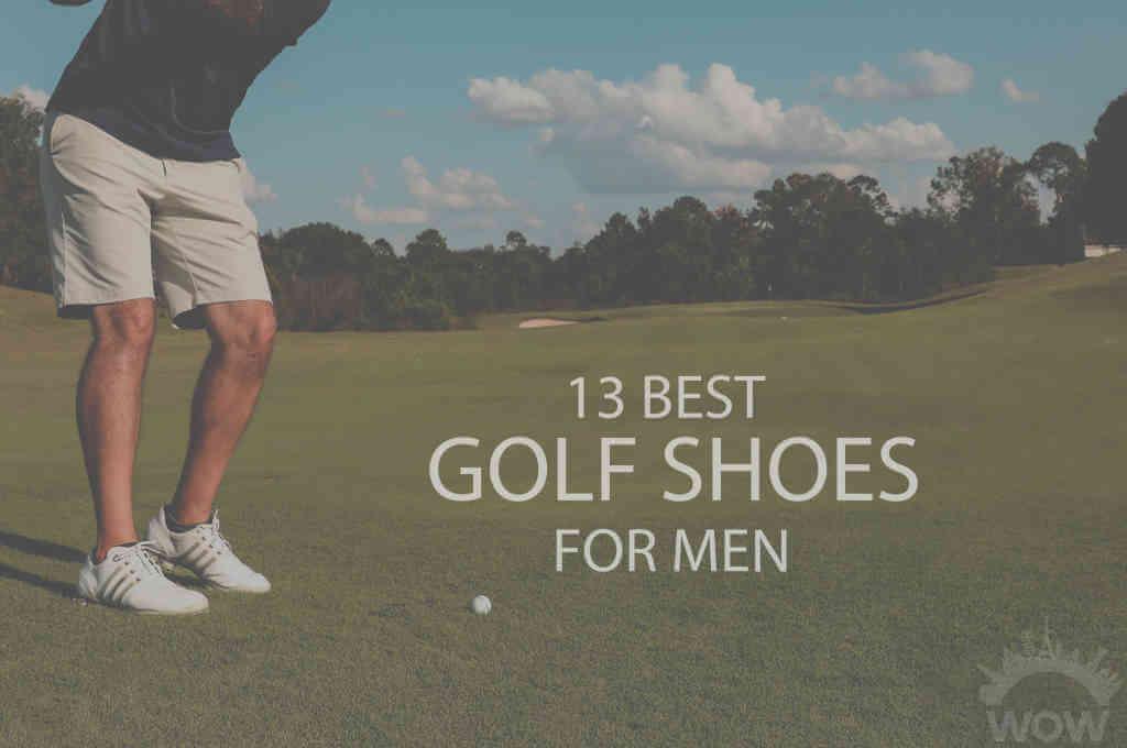 13 Best Golf Shoes for Men