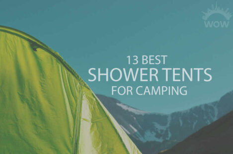 13 Best Shower Tents for Camping