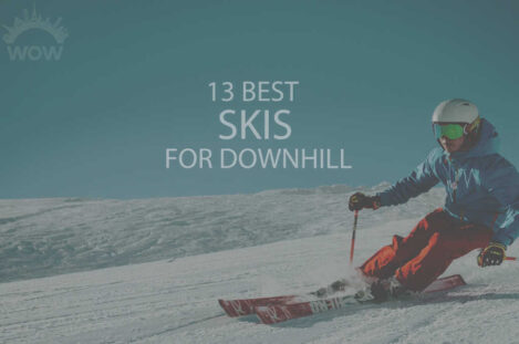 13 Best Skis for Downhill