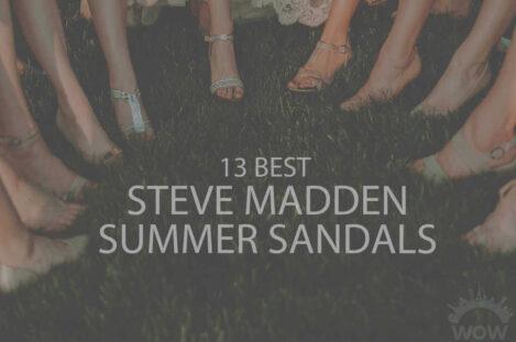 13 Best Steve Madden Summer Sandals