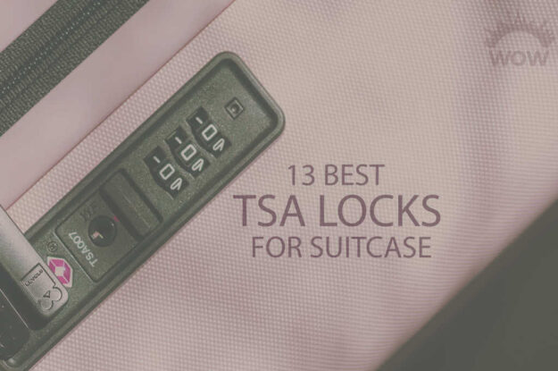 13 Best TSA Locks for Suitcase