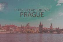 11 Best Cheap Hotels in Prague
