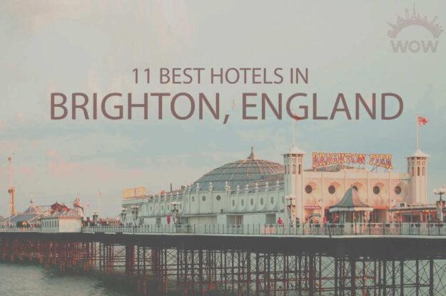 11 Best Hotels in Brighton, England