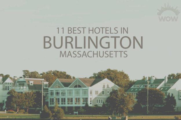 11 Best Hotels in Burlington, Massachusetts